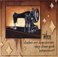 Good Judgement Fine-Art Print