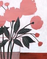 Flower Screen II Fine-Art Print