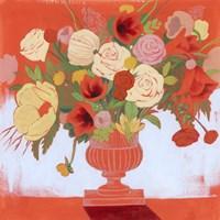 Blossoms on Fire II Fine-Art Print