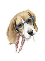 Vogue Dog III Fine-Art Print