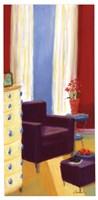 Plum Chair Morning Fine-Art Print