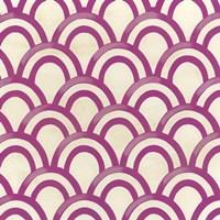 Retro Blockprint VI Fine-Art Print