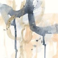 Liquid Blueprint II Fine-Art Print
