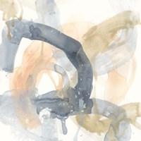 Liquid Blueprint III Fine-Art Print