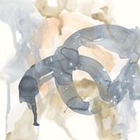 Liquid Blueprint VII Fine-Art Print