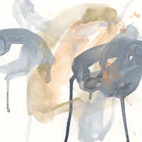 Liquid Blueprint VIII Fine-Art Print