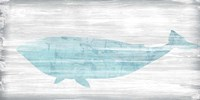 Weathered Whale II Fine-Art Print