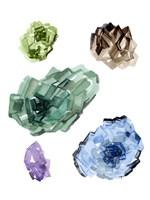 Geometric Crystal II Fine-Art Print