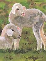 In the Meadow I Fine-Art Print