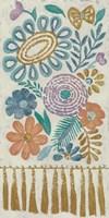 Tassel Tapestry II Fine-Art Print