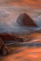Wave Crashing, Cape May, NJ Fine-Art Print