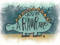 You're aRARWable Fine-Art Print