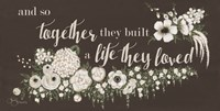 Together They Built Fine-Art Print