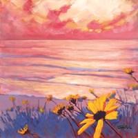 Coastal Bloom Fine-Art Print