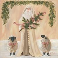 A Golden Christmas Fine-Art Print