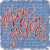 Ahoy Matey Fine-Art Print