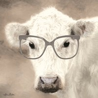 See Clearly Cow Fine-Art Print