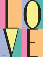 Love Block Fine-Art Print