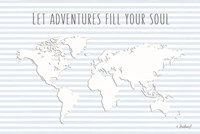 Adventurous World Fine-Art Print