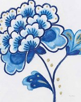 Flora Chinoiserie IV Fine-Art Print