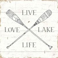 Lake Sketches VI Fine-Art Print
