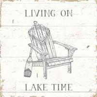 Lake Sketches IV Fine-Art Print