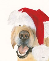 Santa Ruff Fine-Art Print