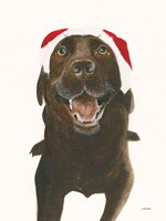 Santa Oscar Fine-Art Print