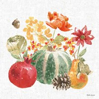 Harvest Bouquet V Fine-Art Print