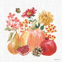 Harvest Bouquet VI Fine-Art Print