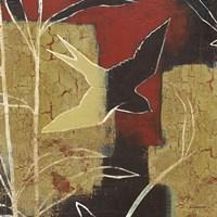 Sun Stems Tile I Fine-Art Print