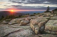 Acadia National Park Sunset Fine-Art Print