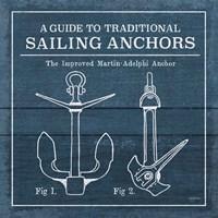 Vintage Sailing Knots XII Fine-Art Print