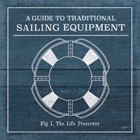 Vintage Sailing Knots X Fine-Art Print