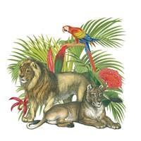 In the Jungle II Fine-Art Print