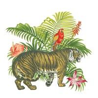 In the Jungle I Fine-Art Print