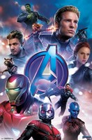 Avengers Endgame Wall Poster