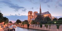 River View - Notre Dame Fine-Art Print