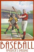 Baseball America Fine-Art Print