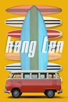 Hang Ten Fine-Art Print