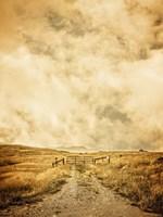 Ranch Gate Fine-Art Print