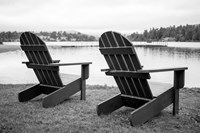 Relaxing at the Lake Fine-Art Print
