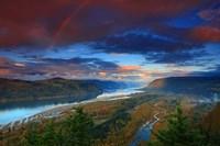 Columbia River Gorge, Oregon Fine-Art Print