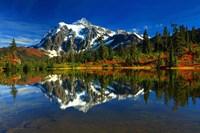 Picture Lake, WA Fine-Art Print