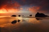 Sunset Cannon Beach Fine-Art Print