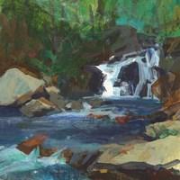 Melody of the Falls Fine-Art Print