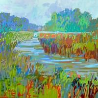 A Bend in the River Fine-Art Print