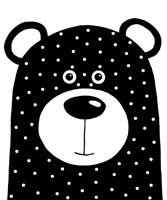 Bean Bear Fine-Art Print