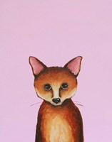 Little Fox Fine-Art Print