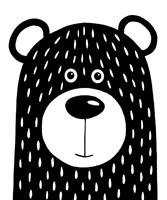 Vanilla Bear Fine-Art Print